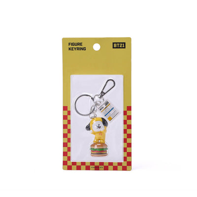 BT21 Bite CHIMMY Figure Keyring