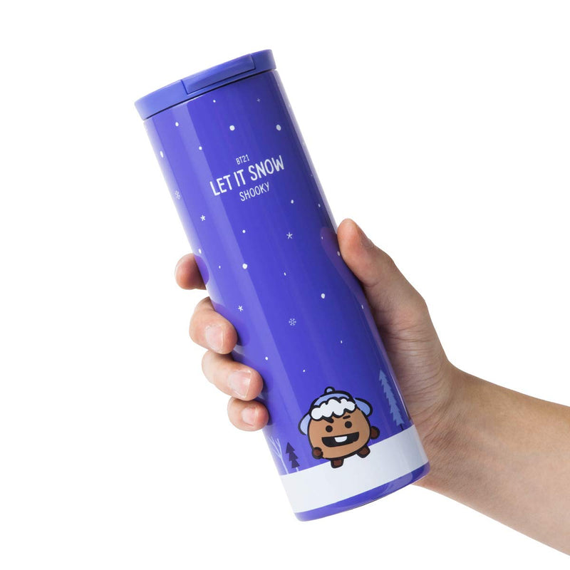 BT21 SHOOKY Stainless Steel Tumbler 15.5oz