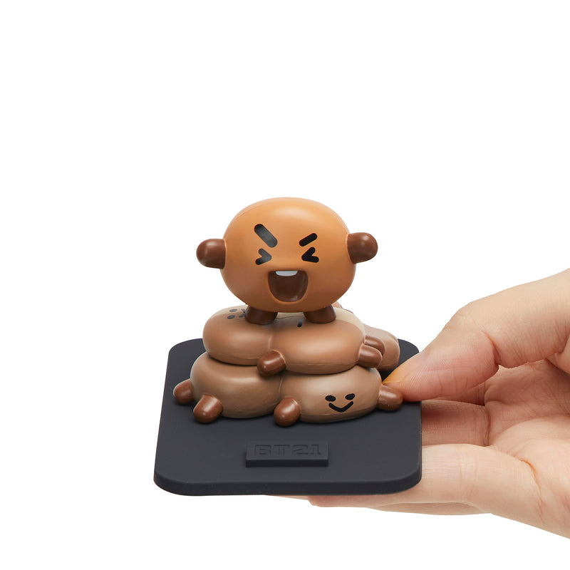 BT21 SHOOKY Mobile Phone Stand Holder