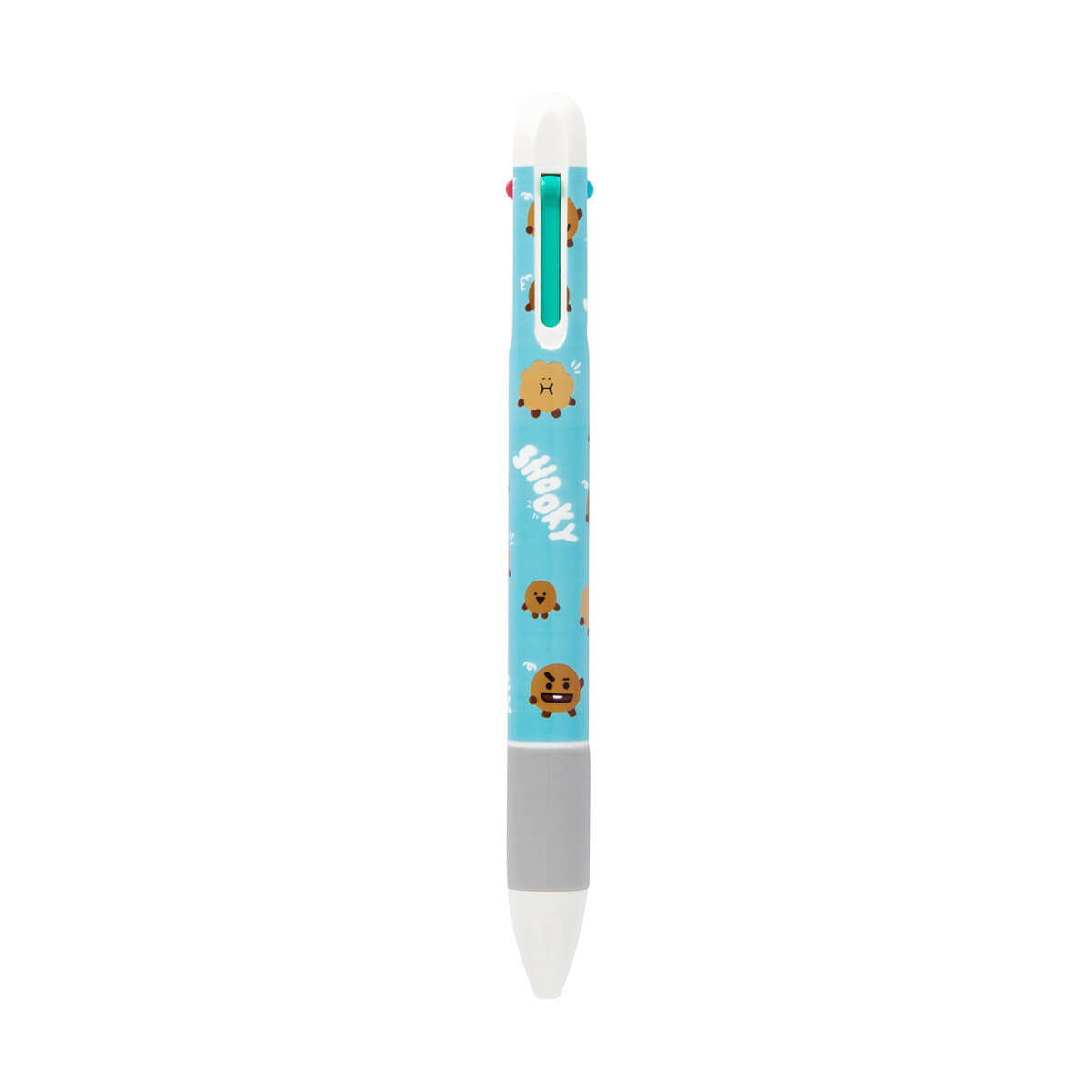 BT21 SHOOKY 4-Color Pen