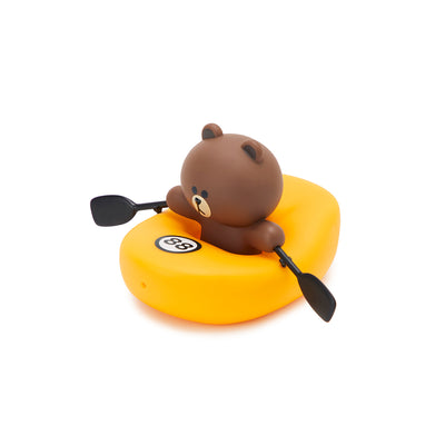 BROWN & SALLY Bath Toy Set