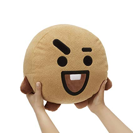 BT21 SHOOKY Smile Cushion 11""