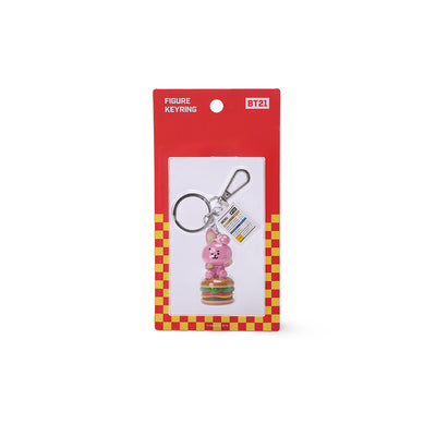 BT21 Bite COOKY Figure Keyring