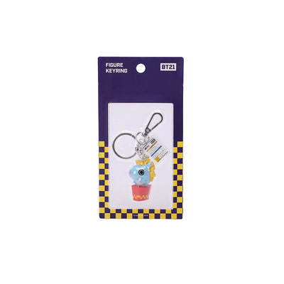 BT21 Bite MANG Figure Keyring