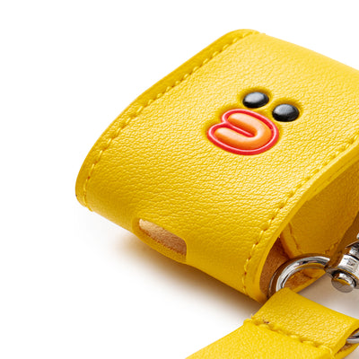 LINE FRIENDS SALLY Faux Leather AirPods Case Cover