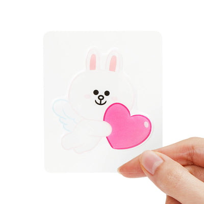 LINE FRIENDS CONY Epoxy Decal Sticker (08)