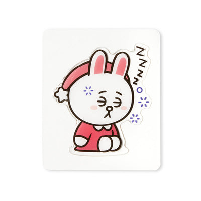 LINE FRIENDS CONY Epoxy Decal Sticker (11)