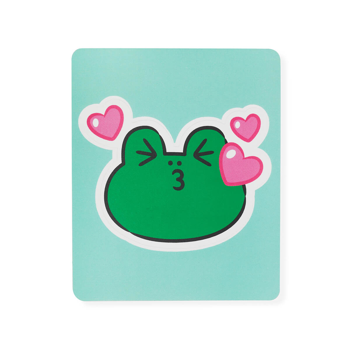LINE FRIENDS LEONARD Removable Decal Sticker (25)