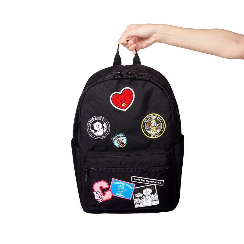 BT21 Wappen Backpack