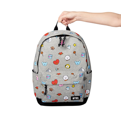 BT21 Jersey Pattern Backpack
