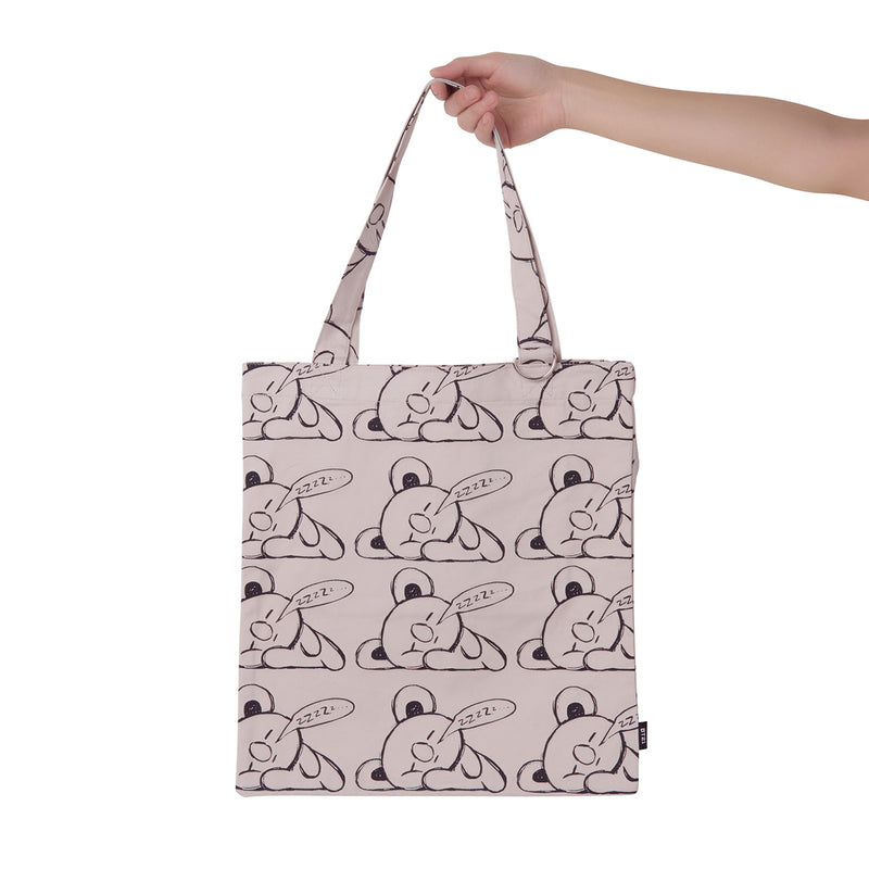 BT21 KOYA Doodling Drawing Tote Bag