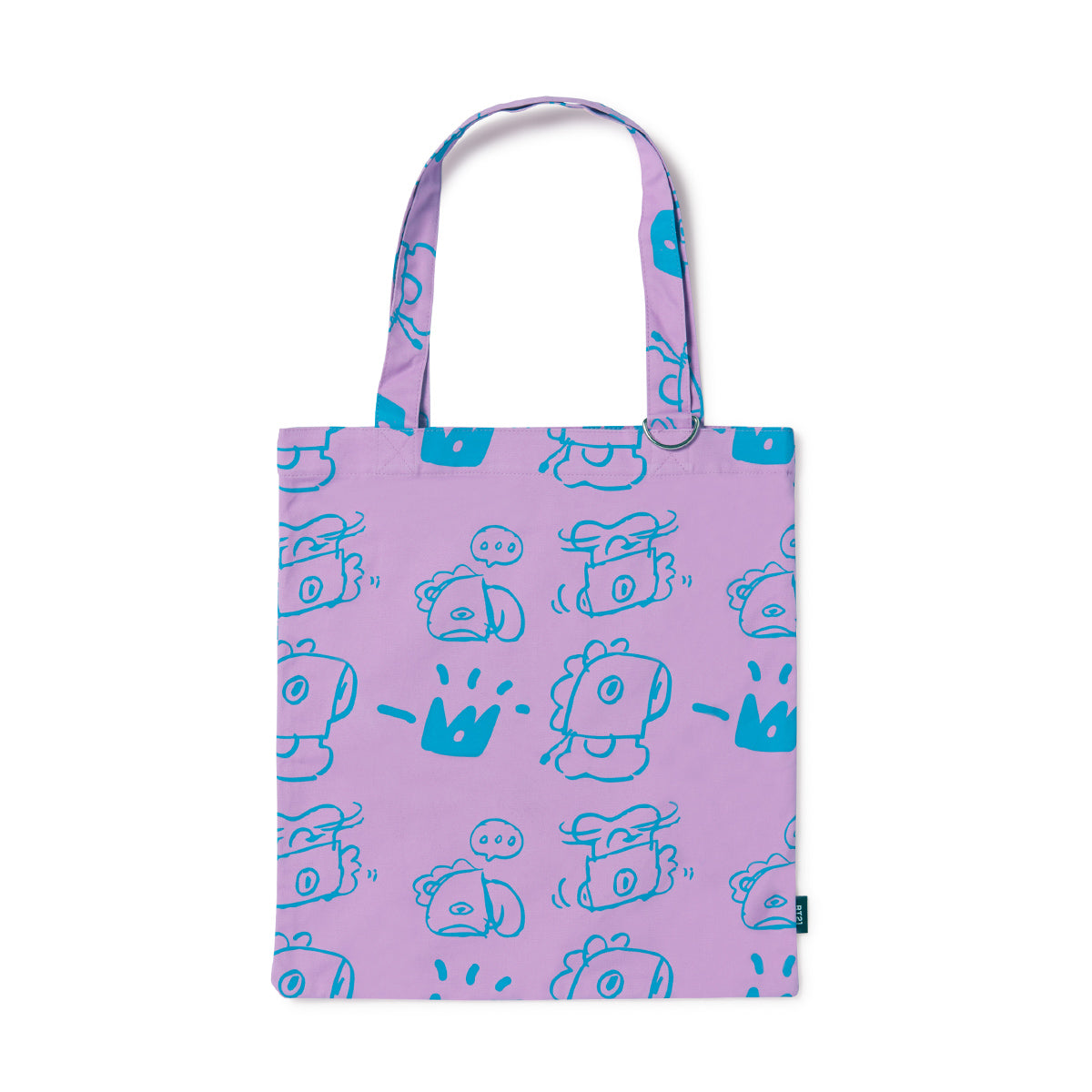 BT21 MANG Drawing Tote Bag