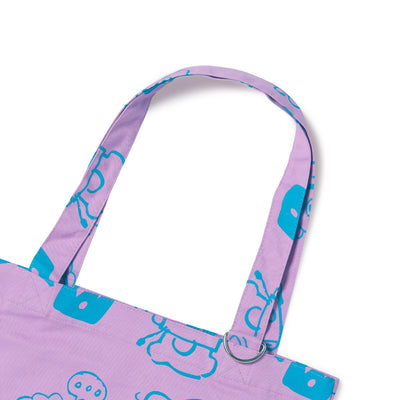 BT21 MANG Doodling Drawing Tote Bag