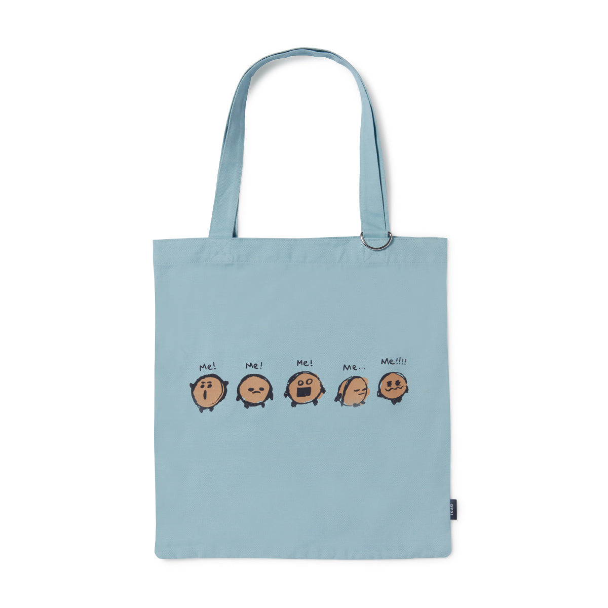 BT21 SHOOKY Doodling Drawing Tote Bag