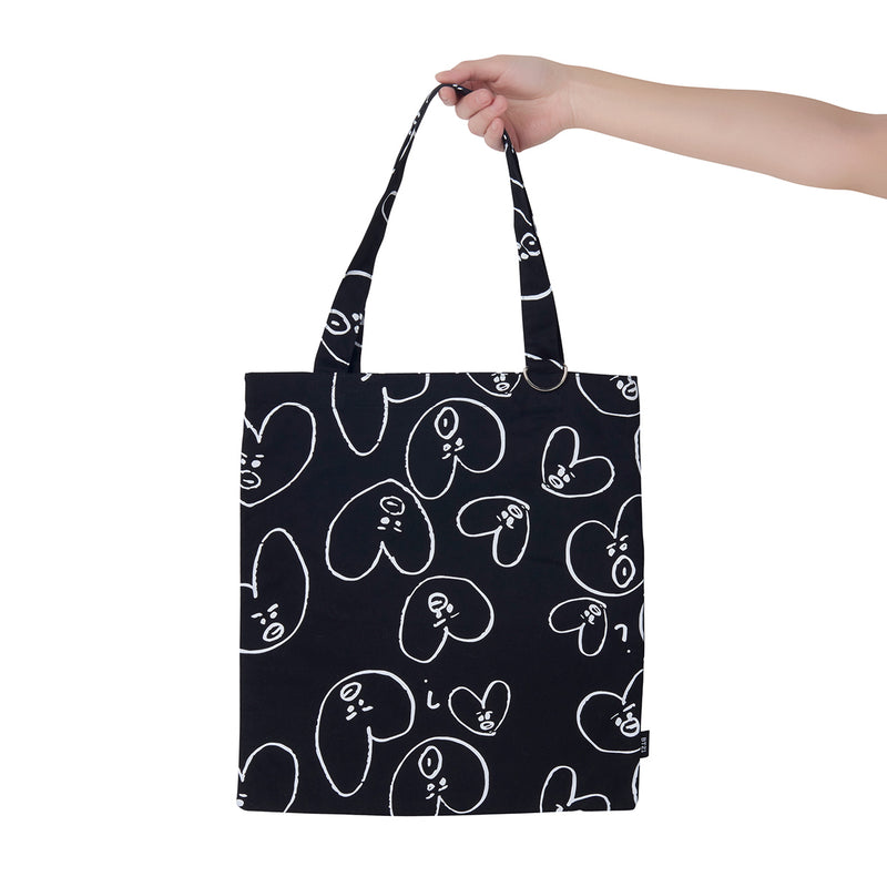 BT21 TATA Drawing Tote Bag