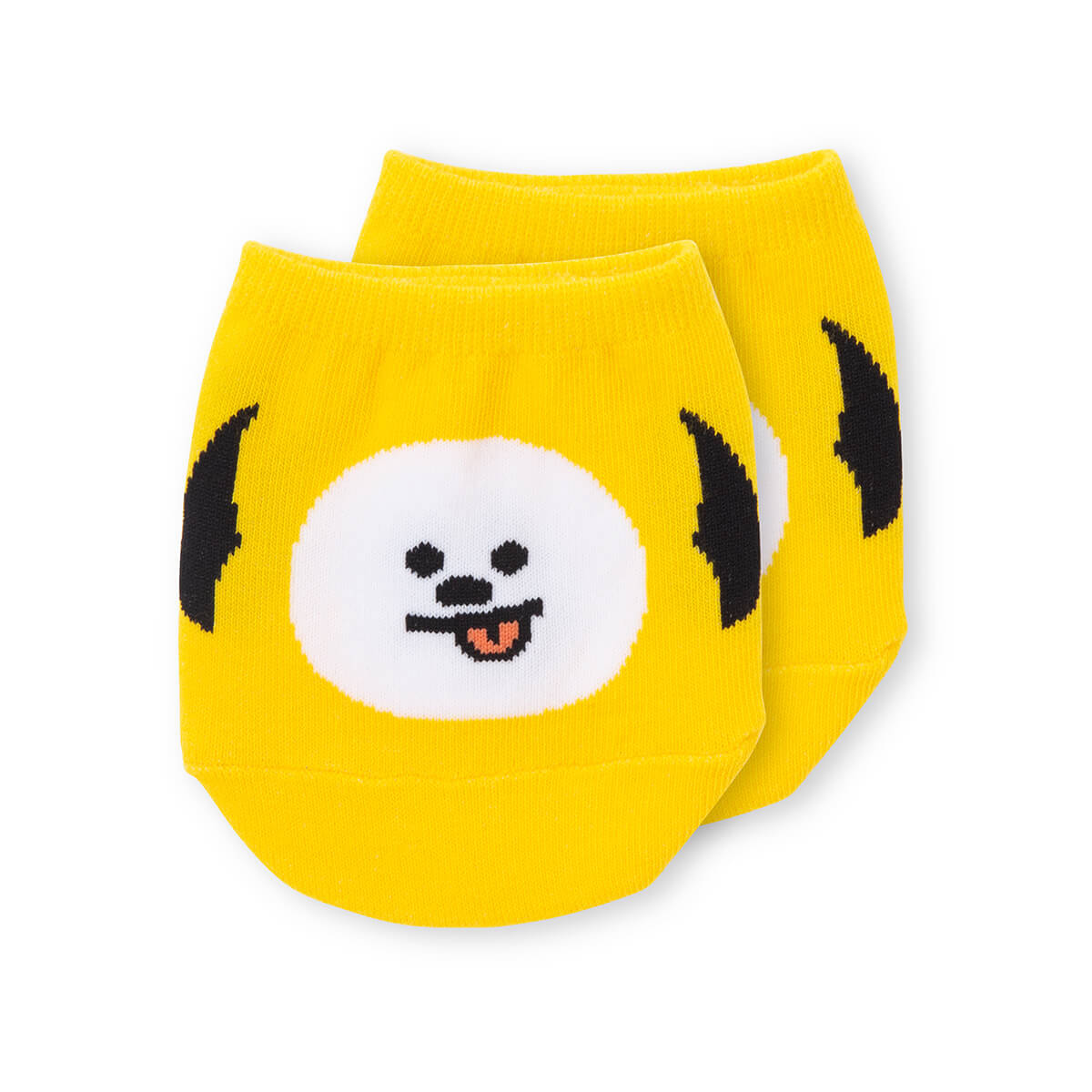 BT21 CHIMMY Toe Topper Socks 230mm - 250mm