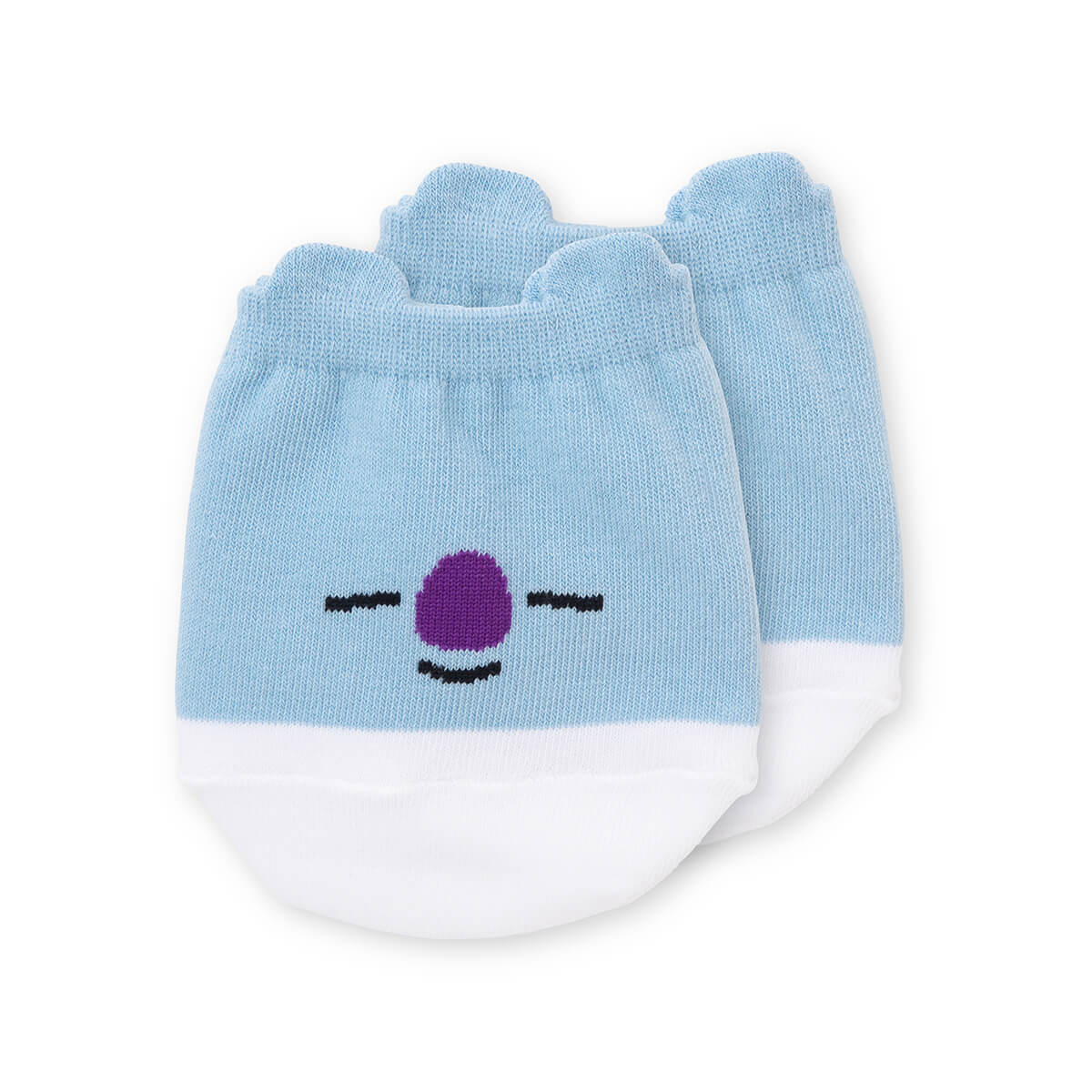 BT21 KOYA Toe Topper Socks 230mm - 250mm