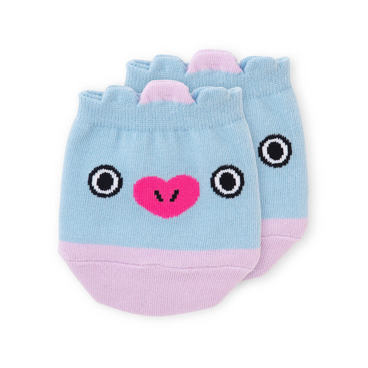 BT21 MANG Toe Topper Socks 230mm - 250mm