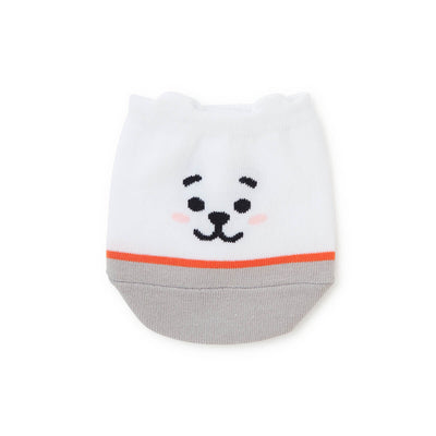BT21 RJ Toe Topper Socks 230mm - 250mm