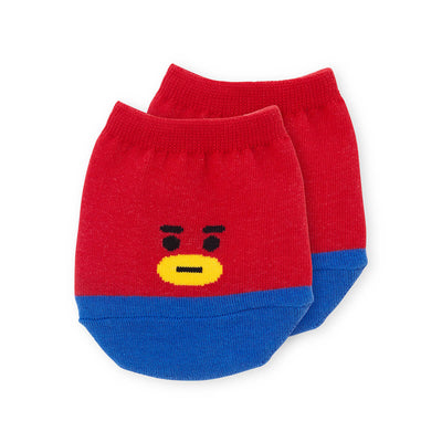 BT21 TATA Toe Topper Socks 230mm - 250mm