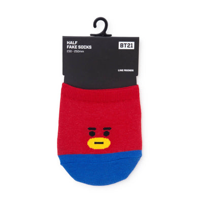 BT21 TATA Toe Topper Socks