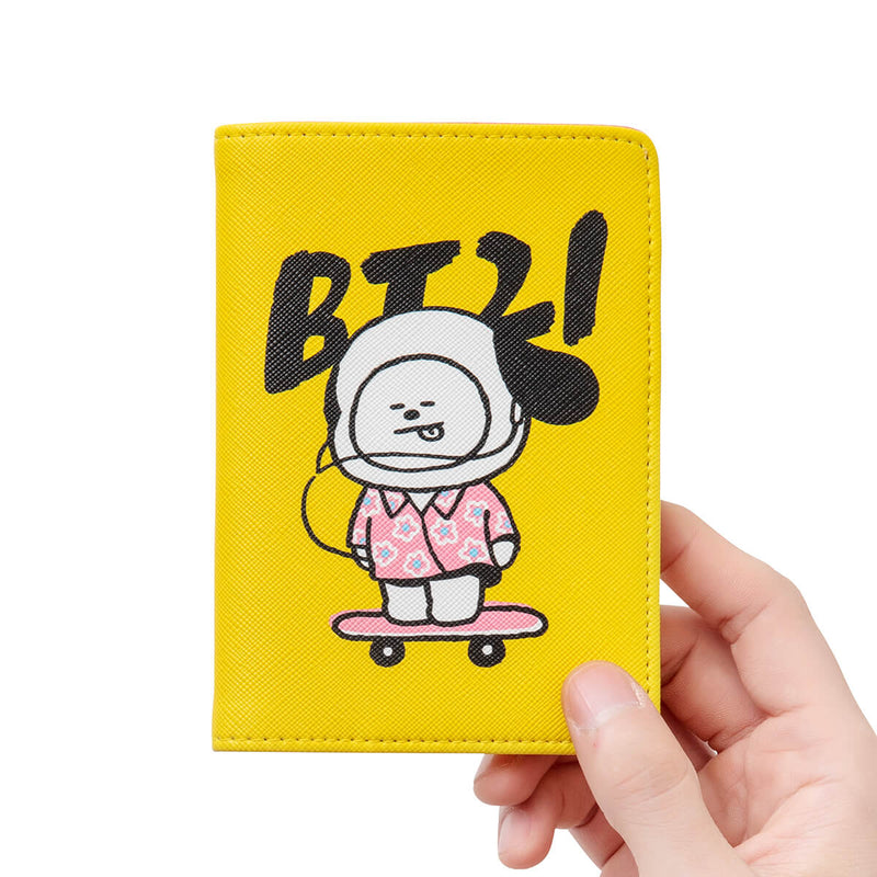 BT21 CHIMMY Music Passport Cover