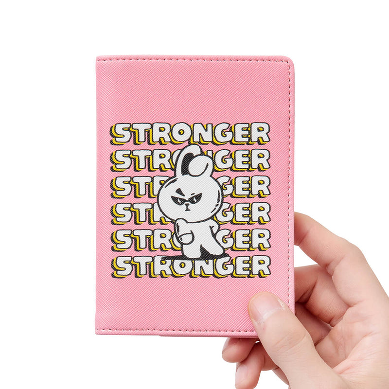 BT21 COOKY Music Passport Cover