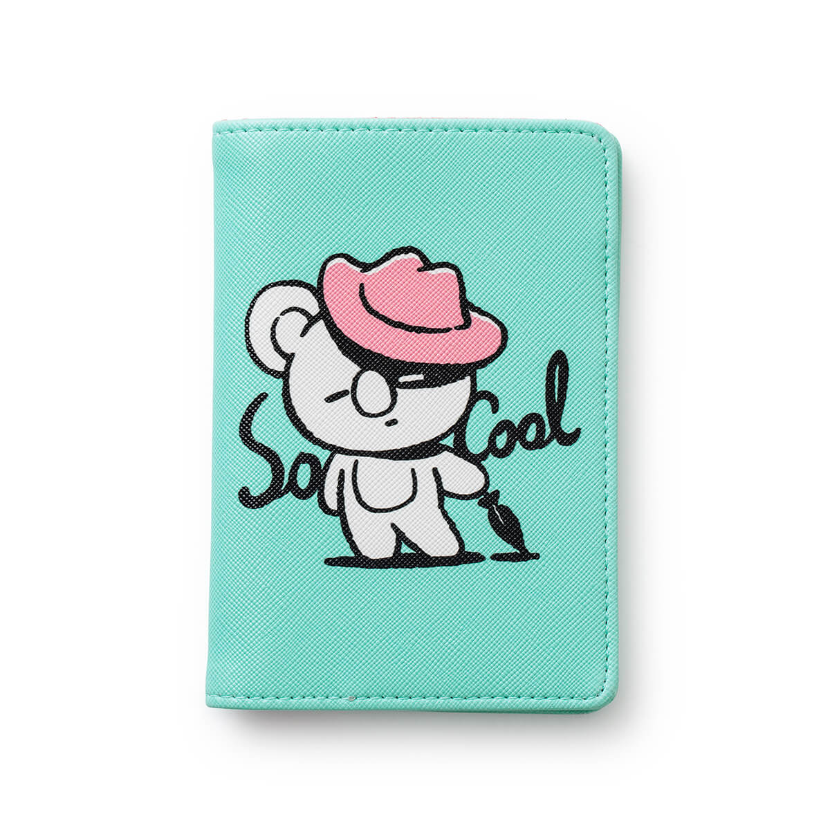 BT21 KOYA Music Passport Cover