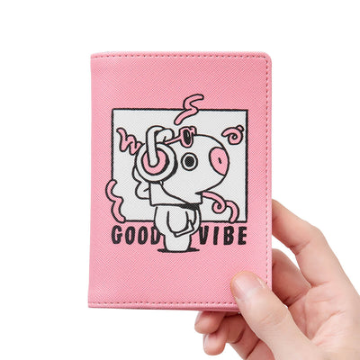 BT21 MANG Music Passport Cover