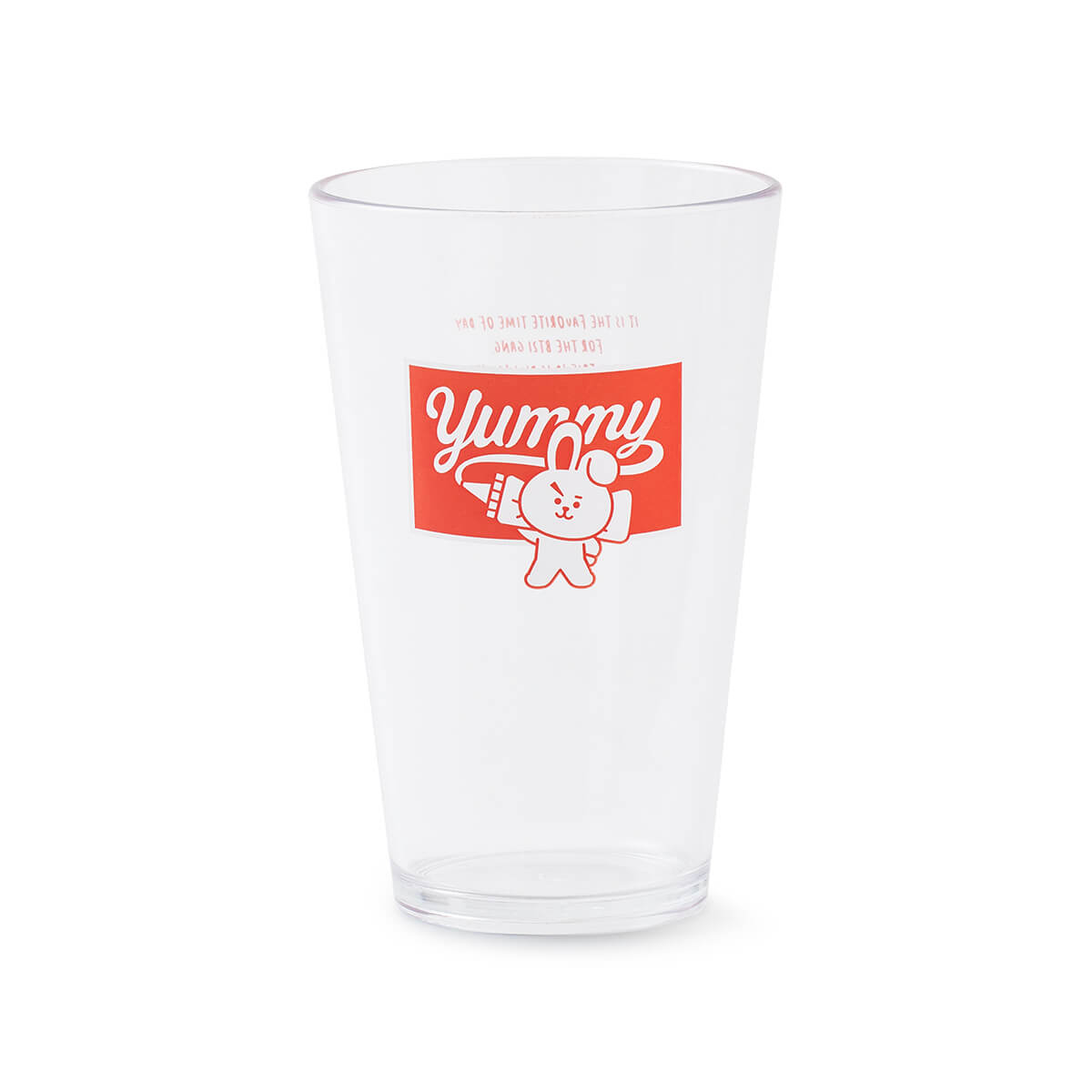 BT21 COOKY Bite Shatter Proof Cup