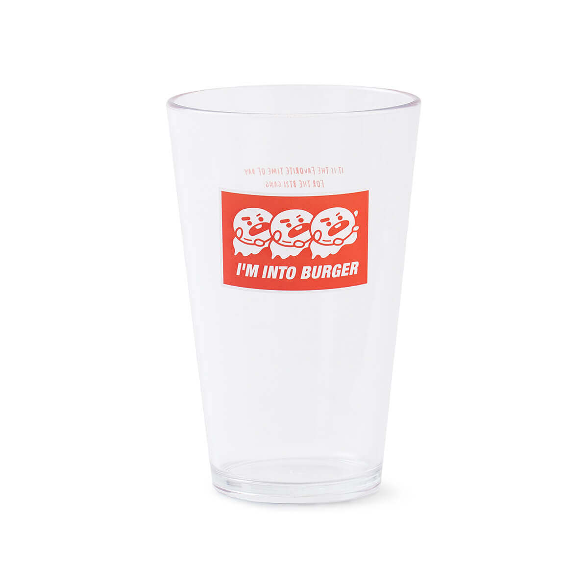 BT21 SHOOKY Bite Shatter Proof Cup