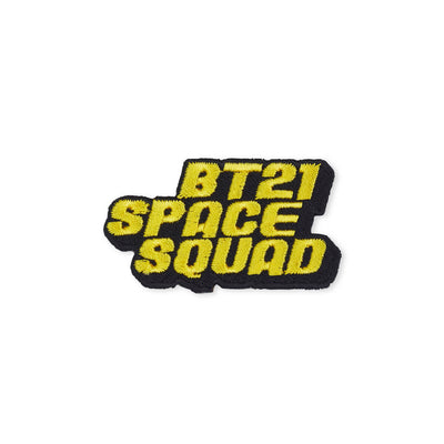 BT21 Space Squad No-Iron Embroidered Patch Decal Sticker