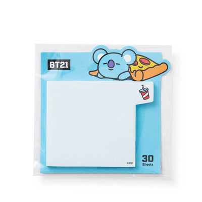 BT21 KOYA BITE Sticky Note