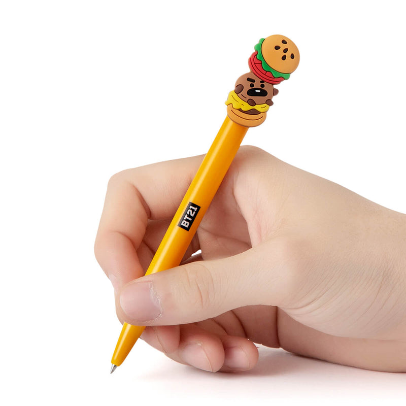 BT21 SHOOKY Bite Gel Pen