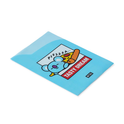 BT21 KOYA BITE 2 Pocket PP Folder