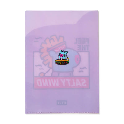 BT21 MANG BITE 2 Pocket PP Folder