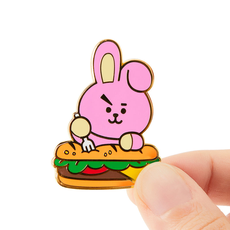 BT21 Bite COOKY Enamel Pin