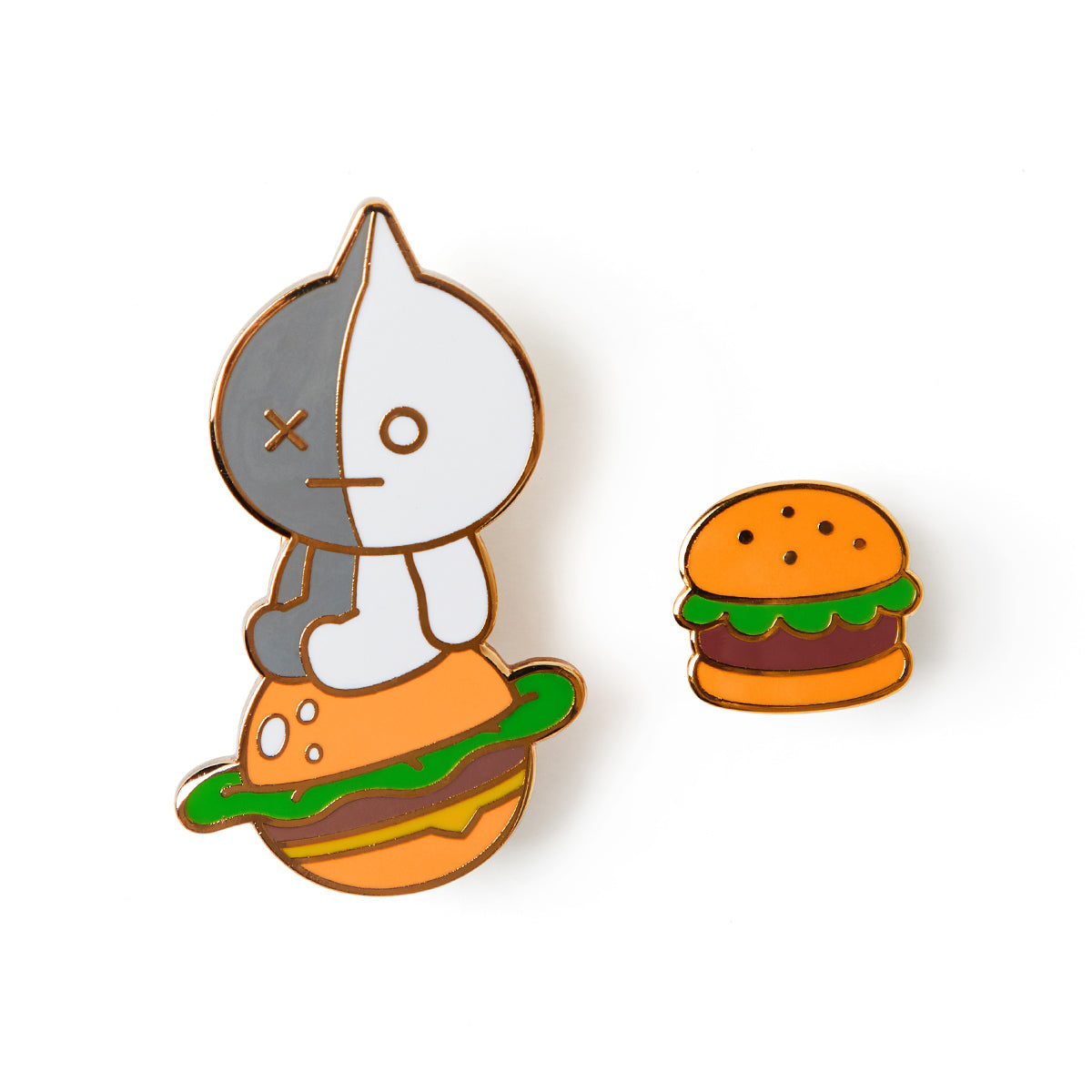 BT21 Bite VAN Enamel Pin