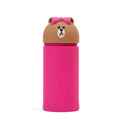 CHOCO Standing Silicone Pencil Case