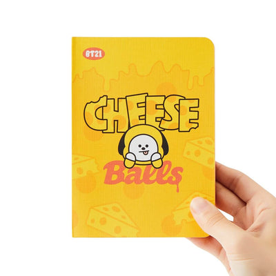 BT21 CHIMMY Sweet Hardcover Notebook