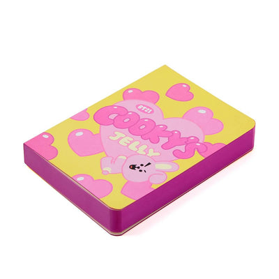 BT21 COOKY Sweet Edge Color Notebook