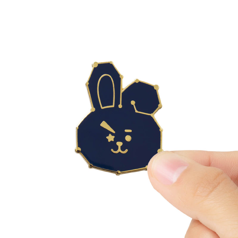 BT21 COOKY Universtar Metal Badge 3