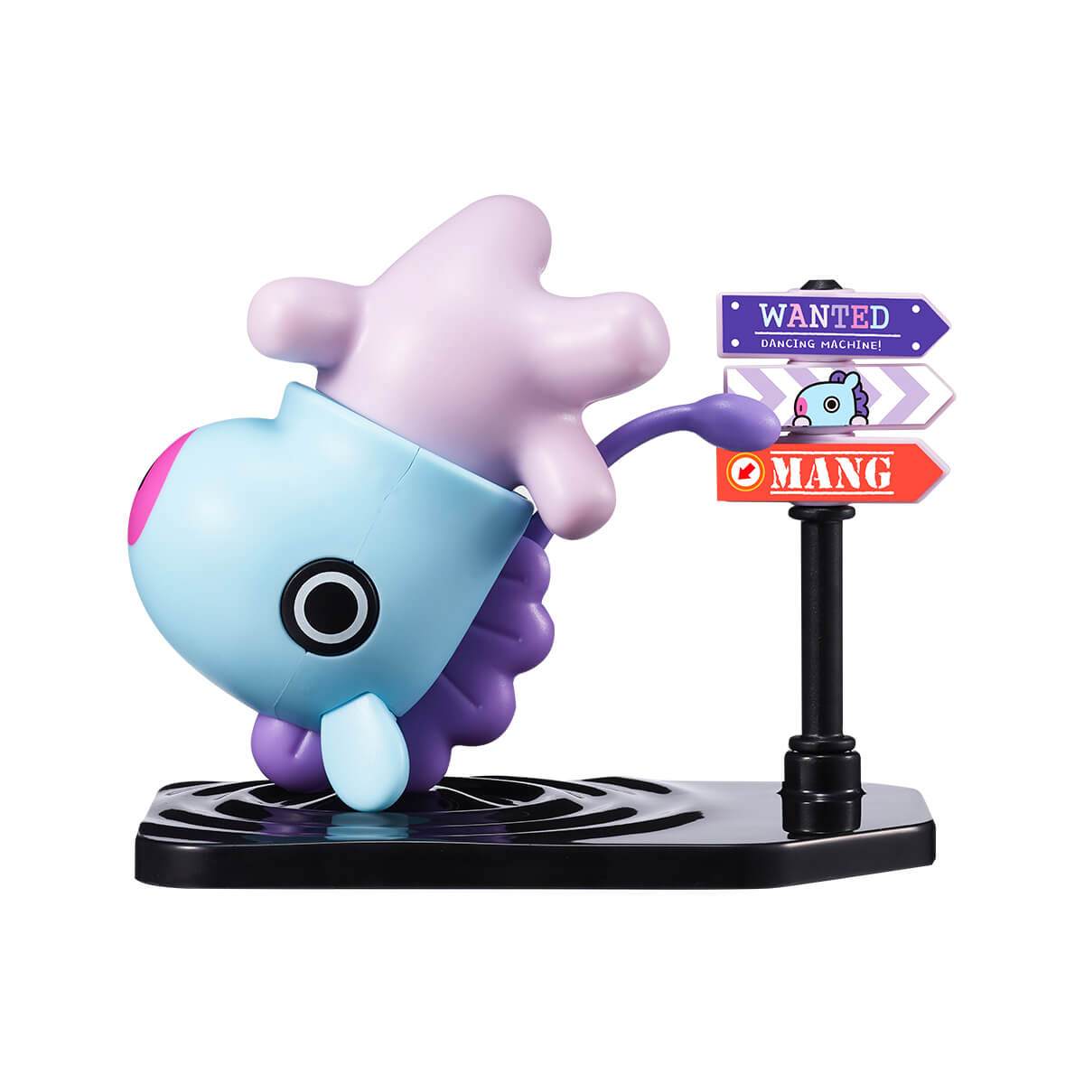 BT21 MANG Interactive Toy Action Figure