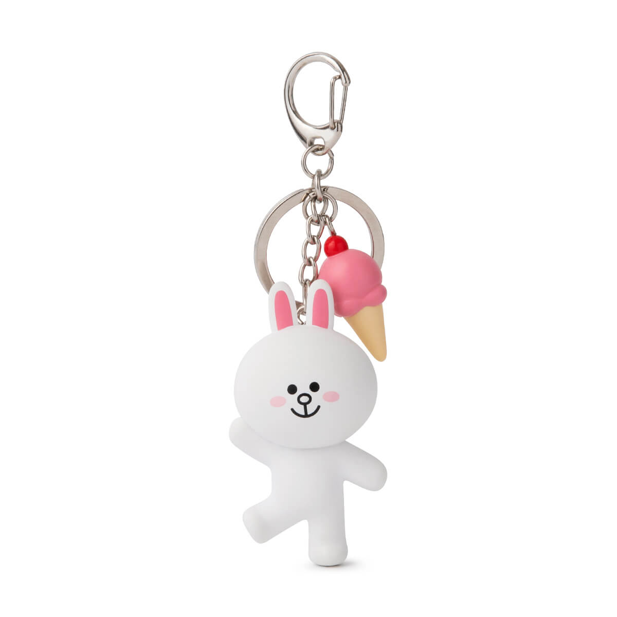 LINE FRIENDS CONY Mini Figure Keyring