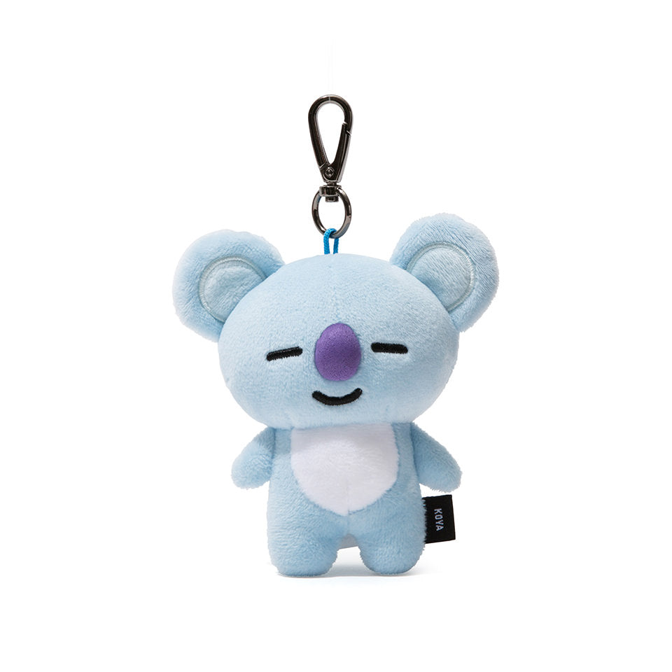 BT21 KOYA Plush Bag Charm