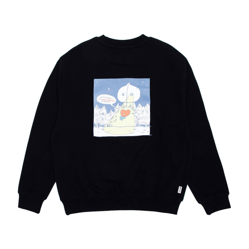 BT21 TATA LA Edition Sweater