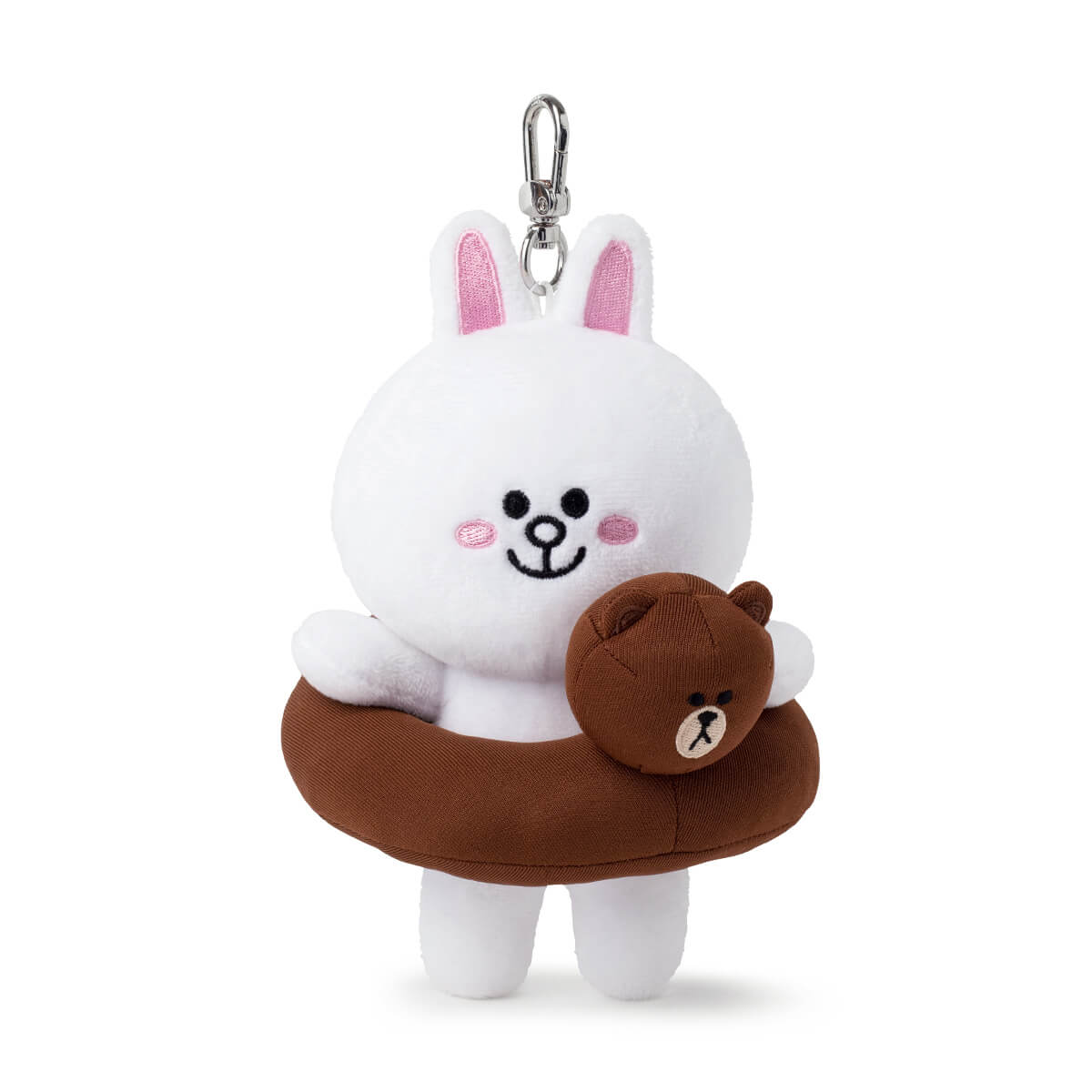 CONY Tube Plush Bag Charm