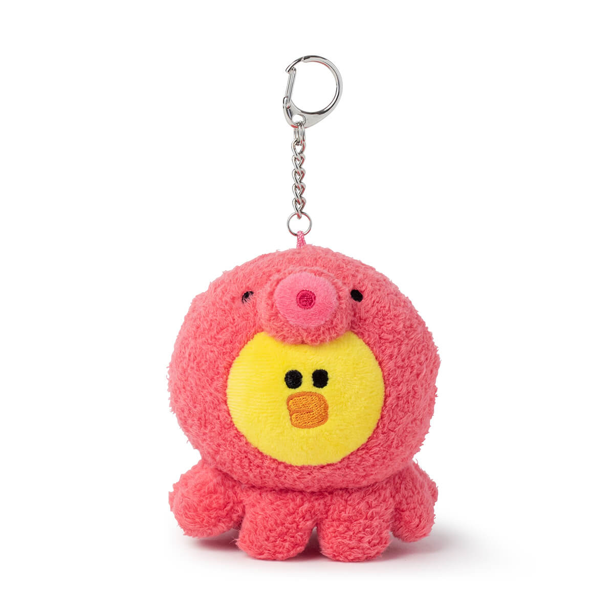 LINE FRIENDS OCTI SALLY Bag Charm