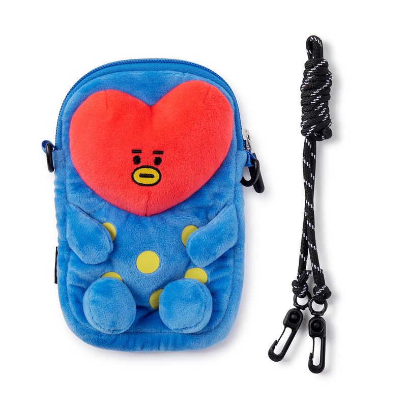 BT21 TATA Plush Cross Bag