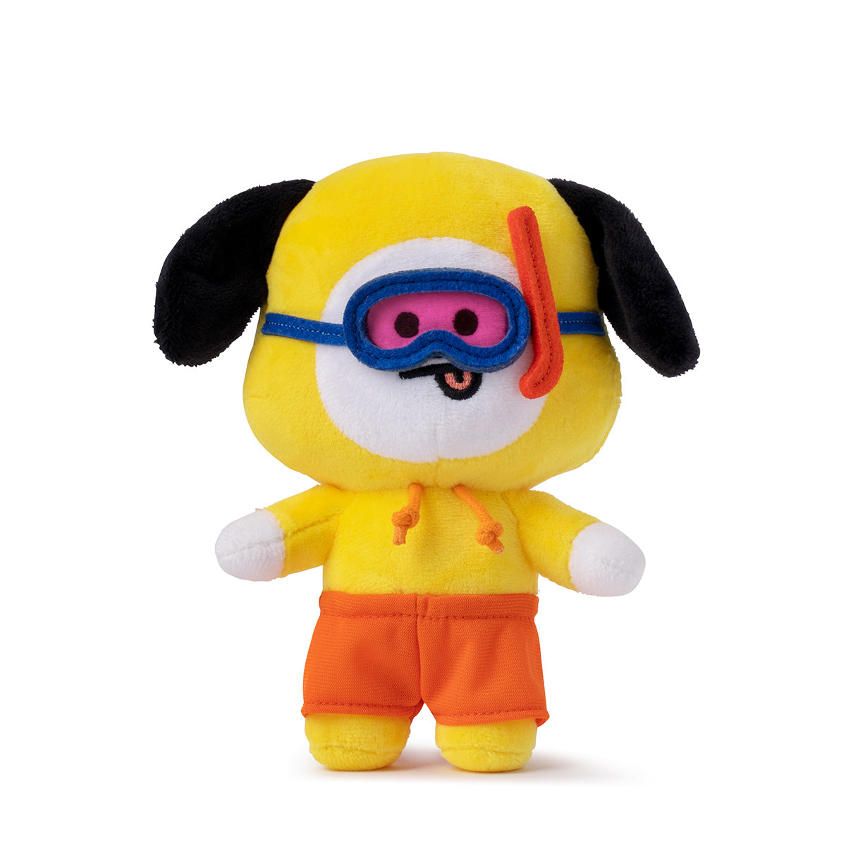 BT21 CHIMMY Bon Voyage Standing Plush 6""